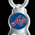 Key Chains: Model: MLB -ATLANTA BRAVES BOTTLE OPENER Keychain