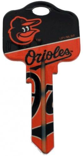 Key Blanks: Model: MLB -BALTIMORE ORIOLES Key Blanks - Schlage