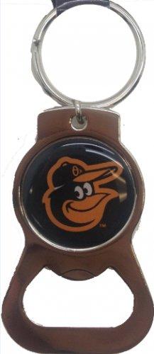 Key Chains: Model: MLB -BALTIMORE ORIOLES BOTTLE OPENER Keychain