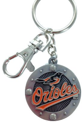 Key Chains:Model: MLB - BALTIMORE ORIOLES Key Chain