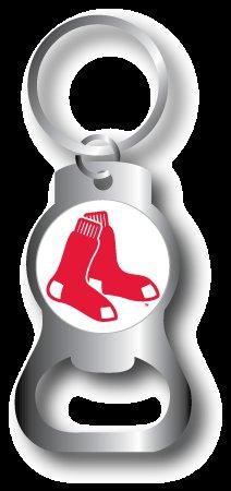 Key Chains: Model: MLB - BOSTON RED SOX BOTTLE OPENER Keychain