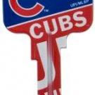 Key Blanks: Model: MLB -CHICAGO CUBS Key Blanks - Schlage