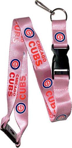 Key Accessories: Model: MLB - CHICAGO CUBS PINK Lanyard