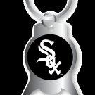 Key Chains: Model: MLB - CHICAGO WHITE SOX BOTTLE OPENER Keychain