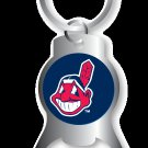 Key Chains: Model: MLB - CLEVELAND INDIANS BOTTLE OPENER Keychain