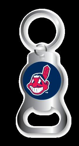 Key Chains: Model: MLB - CLEVELAND INDIANS BOTTLE OPENER Keychain