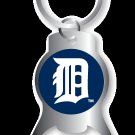 Key Chains: Model: MLB - DETROIT TIGERS BOTTLE OPENER Keychain