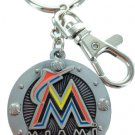 Key Chains:Model: MLB -  MIAMI MARLINS Key Chain