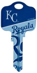 Key Blanks: Model: MLB -KANSAS CITY ROYALS Key Blanks - Kwikset