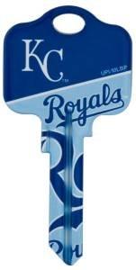 Key Blanks: Model: MLB -KANSAS CITY ROYALS Key Blanks - Schlage