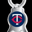 Key Chains: Model: MLB - MINNESOTA TWINS BOTTLE OPENER Keychain