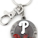 Key Chains:Model: MLB - PHILADELPHIA PHILLIES Key Chain