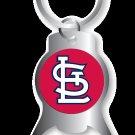 Key Chains: Model: MLB - ST LOUIS CARDINALS BOTTLE OPENER Keychain