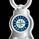Key Chains: Model: MLB - SEATTLE MARINERS BOTTLE OPENER Keychain