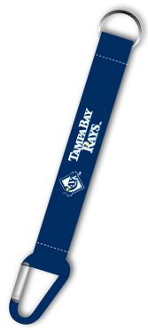 Key Accessories: Model: MLB - TAMPA BAY RAYS CARABINER LANYARD