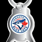 Key Chains: Model: MLB -  TORONTO BLUE JAYS BOTTLE OPENER Keychain