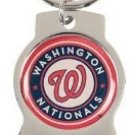 Key Chains: Model: MLB - WASHINGTON NATIONALS BOTTLE OPENER Keychain