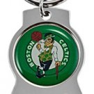 Key Chains: Model: NBA-BOSTON CELTICS BOTTLE OPENER Keychain