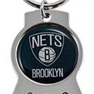 Key Chains: Model: NBA-BROOKLYN NETS BOTTLE OPENER Keychain