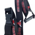 Key Accessories: Model: NBA - CHICAGO BULLS LANYARD (BLACK)