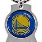 Key Chains: Model: NBA-GOLDEN STATE WARRIORS BOTTLE OPENER Keychain
