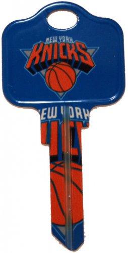 Key Blanks: Model: NBA - NEW YORK KNICKS Key Blanks - Schlage