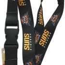 Key Accessories: Model: NBA- PHOENIX SUNS LANYARD (BLACK)