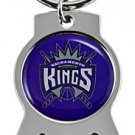 Key Chains: Model: NBA - SACRAMENTO KINGS Bottle OPENER Keychain