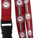 Key Accessories: Model: NCAA- ALABAMA CRIMSON TIDE LANYARD