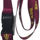 Key Accessories: Model: NCAA- ARIZONA SUN DEVILS LANYARD (MAROON)