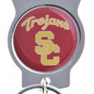 Key Chains: Model: NCAA - CAL USC TROJANS Bottle OPENER Keychain
