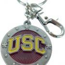 Key Chains: Model: NCAA - CALIFORNIA USC TROJANS Key Chain