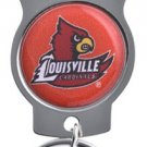 Key Chains: Model: NCAA - KENTUCKY LOUISVILLE CARDINALS Bottle OPENER Keychain