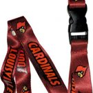 Key Accessories: Model: NCAA- KENTUCKY LOUISVILLE CARDINALS LANYARDS