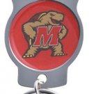 Key Chains: Model: NCAA -  MARYLAND TERRAPINS Bottle OPENER Keychain