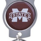 Key Chains: Model: NCAA - MISSISSIPPI BULLDOGS Bottle OPENER Keychain