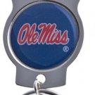 Key Chains: Model: NCAA - MISSISSIPPI REBELS Bottle OPENER Keychain