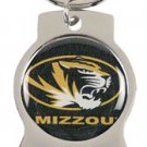 Key Chains: Model: NCAA - MISSOURI TIGERS Bottle OPENER Keychain