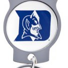 Key Chains: Model: NCAA - NORTH CAROLINA DUKE BLUE Bottle OPENER Keychain