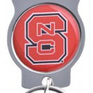 Key Chains: Model: NCAA - NORTH CAROLINA WOLFPACK Bottle OPENER Keychain