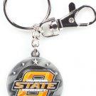 Key Chains: Model: NCAA - OKLAHOMA COWBOYS Key Chain