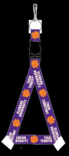 Key Accessories: Model: NCAA - SOUTH CAROLINA CLEMSON LANYARDS