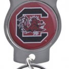 Key Chains: Model: NCAA - SOUTH CAROLINA GAMECOCK Bottle OPENER Keychain