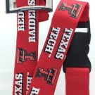 Key Accessories: Model: NCAA -  TEXAS TECH RED RAIDERS LANYARDS