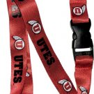 Key Accessories: Model: NCAA - UNIVERSITY OF UTAH UTES LANYARDS
