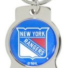 Key Chains: Model: NHL - NEW YORK RANGER Bottle OPENER Keychain