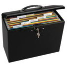 Safes: Master Lock Model No. 7148D Keyed Locking File Box