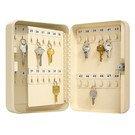 Safes: Master Lock Model No. 7101D  48-Count Locking Key Cabinet