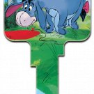 Key Blanks: Key Blank D76 - Disney's Eeyore- Weiser