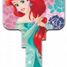 Key Blanks: Key Blank D16 - Disney's Ariel & Friends - Weiser